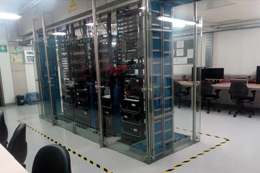 Laboratorio de conectividad y Redes de comunicaciones